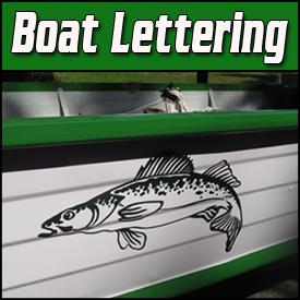 Boat-Lettering