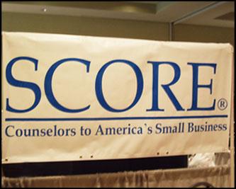 Score-banner